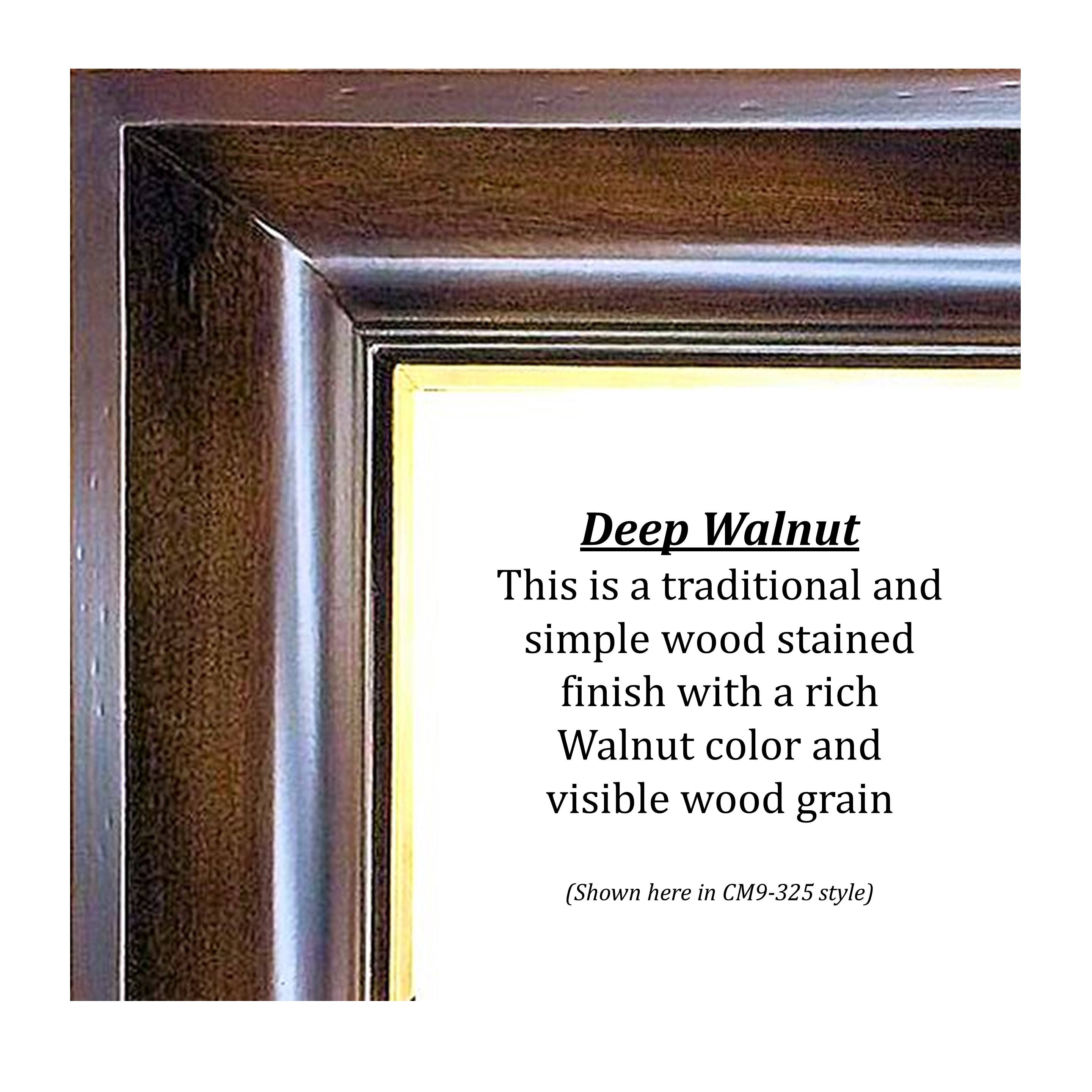Deep Walnut