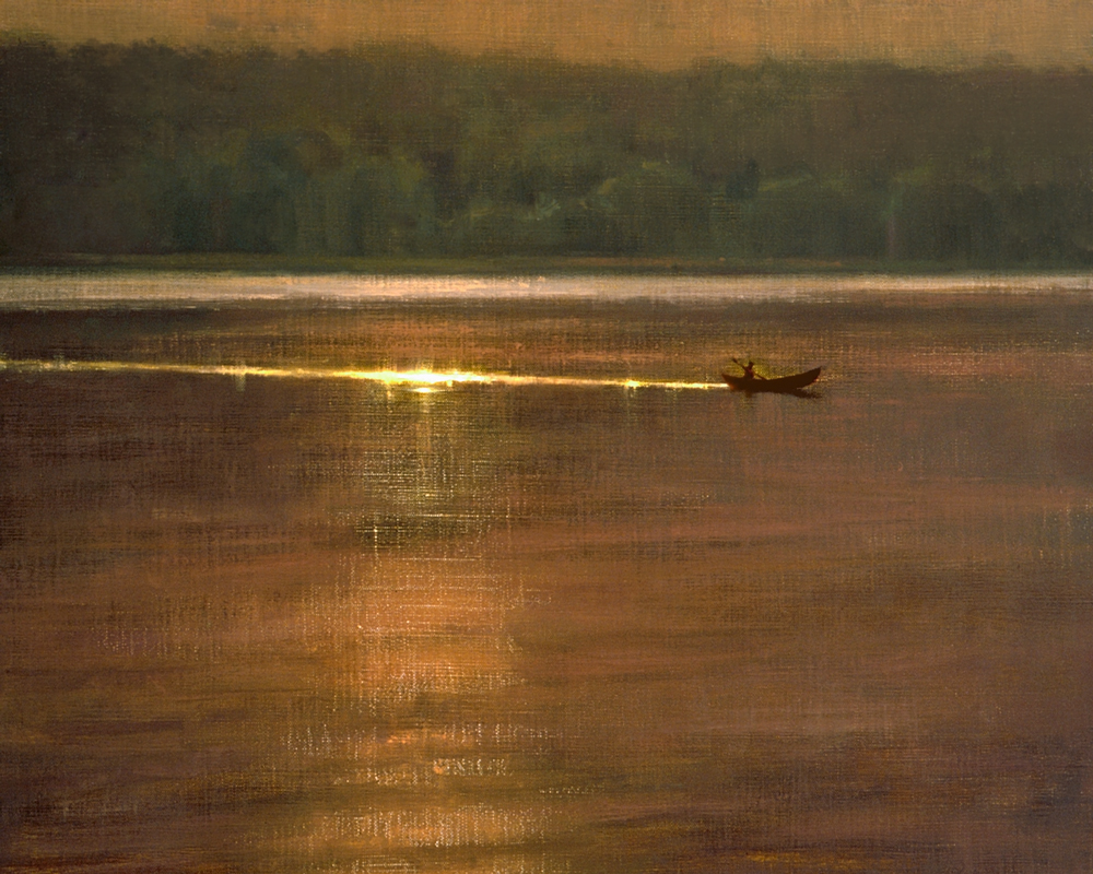 Evensong by artist Brent Cotton