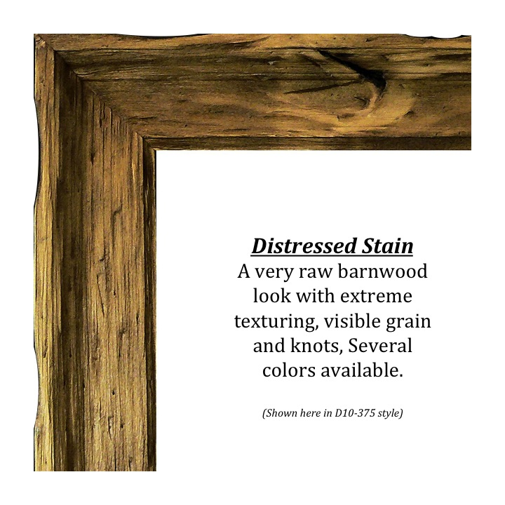 Distressed Stain