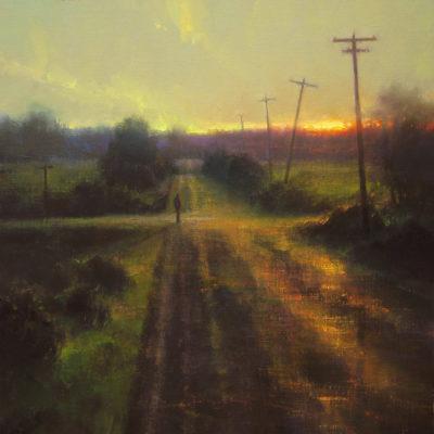 Crossroads by artist Brent Cotton