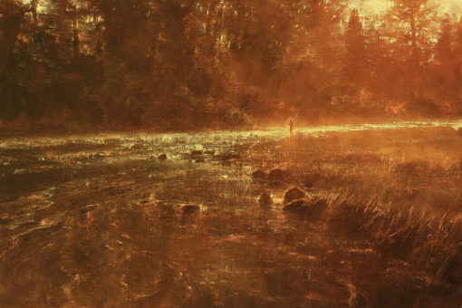 Morning Rise by artist Brent Cotton